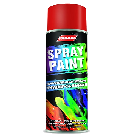 Эмаль ПАРАД аэрозольная SPRAY PAINT 4 Черный мат. 400мл/12